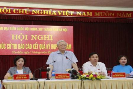 Việt Nam vẫn loay hoay với việc công khai tài sản quan chức