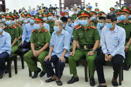 Amnesty International: Number of Vietnamese prisoners of conscience hits record in 2020