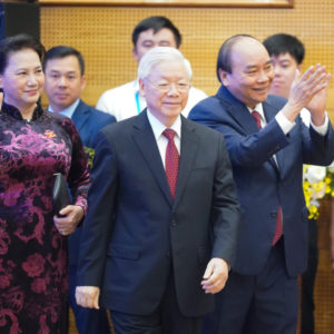 "CPV's 13th National Congress: Mr. Nguyen Phu Trong and Nguyen Xuan Phuc ""might be special cases"""