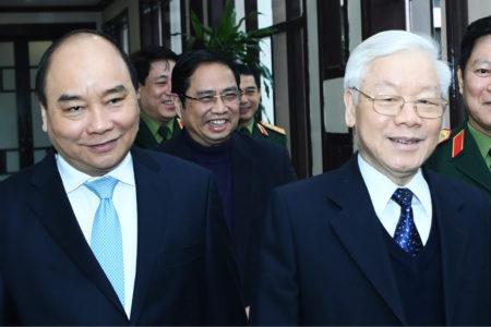 Đại hội 13: Nguyễn Phú Trọng và Nguyễn Xuân Phúc 'có thể là trường hợp đặc biệt'
