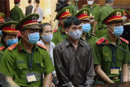 Sentences of Hiến Pháp group upheld although it affirms to work against China only