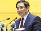 Phạm Minh Chính nắm ghế thủ tướng hay ghế chủ tịch quốc hội?