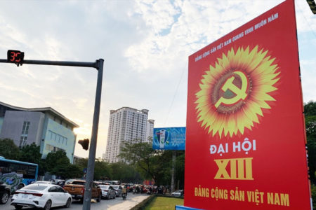 "Vietnamese Facebookers manage to avoid violating ""top secret"" rule on about communist leaders"