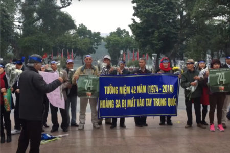 Freelance journalists: Sad because Vietnam's government outlets remain silent about Paracels