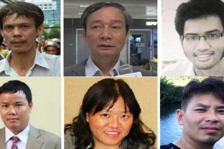 Nghị quyết của Nghị viện châu Âu về tình hình nhân quyền tại Việt Nam, đặc biệt với trường hợp của các nhà báo nhân quyền Phạm Chí Dũng, Nguyễn Tường Thụy và Lê Hữu Minh Tuấn (English below)
