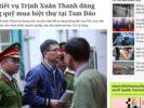 Trịnh Xuân Thanh dùng công quỹ mua nhà Tam Đảo, Đinh La Thăng dùng tiền làm gì?