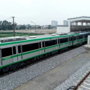 Vietnam's Ministry of Transport breaks its promise again, failing to operate Cat Linh-Ha Dong elevated train before 13th Party National Congress