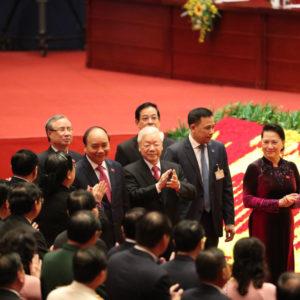 Đại hội 13 căng thẳng: Ai ngăn chặn việc đề cử Nguyễn Phú Trọng?