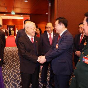 Phản ứng trước tin 'rò rỉ' ông Nguyễn Phú Trọng tiếp tục nắm quyền