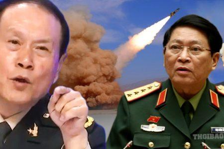 Bắc Kinh cho phép cảnh sát biển bắn tàu Việt Nam khi cần