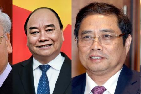 15th Plenum: Nguyen Phu Trong – General Secretary, Nguyen Xuan Phuc – President (Internal news)