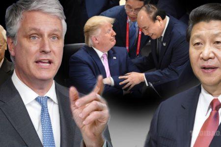 Twitter khóa tài khoản của Đại sứ Quán Trung Quốc tại Hoa Kỳ