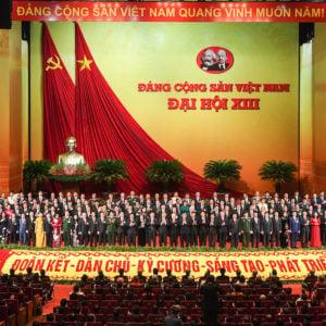 Khẩu hiệu Đại hội 13 phản ánh tranh giành quyền lực trong nội bộ Đảng