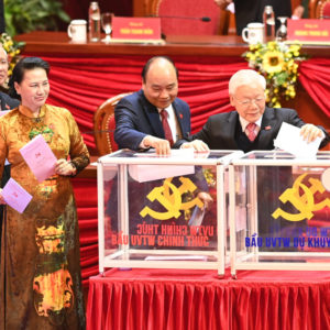The Communist Party of Vietnam holds National Congress to elect new leaders