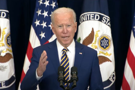 Biden's foreign policy and South China Sea issue
