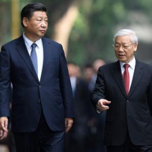 Việt Nam 'há miệng mắc quai' với Trung Quốc