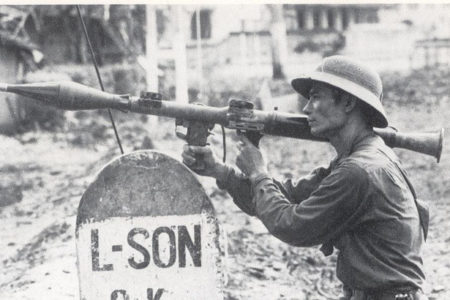 Vietnam-China Border War 1979