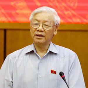 VT17: Nguyễn Phú Trọng và Tô lâm ăn ốc, ai phải đổ vỏ?
