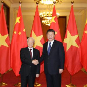 "Why did Xi Jinping send someone to ""test"" Nguyen Phu Trong?"