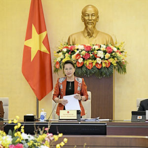 National Assembly Chairwoman Nguyen Thi Kim Ngan: from ultimate success to great failure