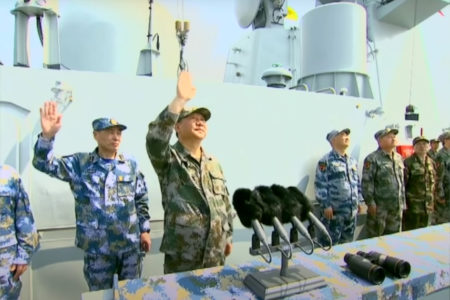 Biển Đông: Có nên tin vào lời hứa của Trung Quốc?