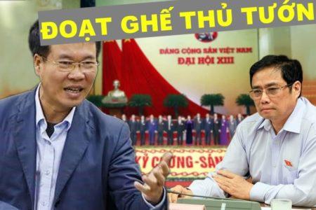 Khi nào Phạm Minh Chính sẽ truất phế Nguyễn Xuân Phúc?