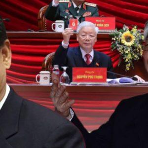 """Tập Cận Bình """"khen nóng"""" Nguyễn Phú Trọng đắc cử nhiệm kỳ 3"""