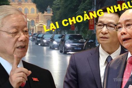 Vi phạm điều lệ đảng, bao che hối lộ – N.P Trọng bị Phó chủ nhiệm Quốc hội truy vấn