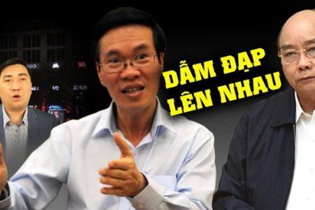 """N.P Trọng """"xát muối"""" vào nỗi đau thất bại của phe Miền Nam trong đảng"""