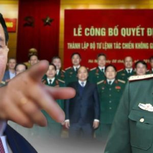 Đại hội 13: Quân đội buông súng, lên mạng chiến đấu với Nhân dân