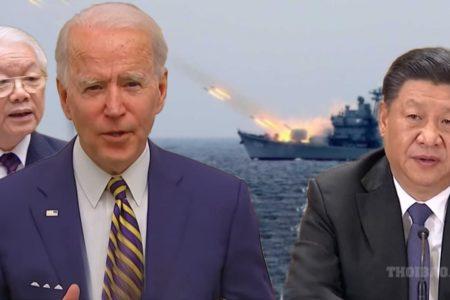 Ra Luật hải cảnh – TQ đuổi quân đội VN vào bờ
