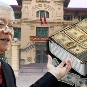 Nguyễn Phú Trọng để lộ hành động phạm pháp là vô tình hay cố ý?