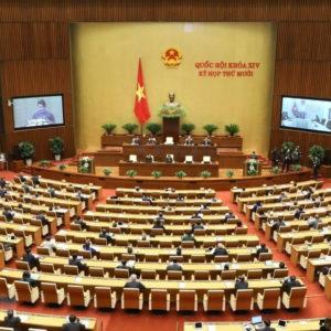 Human rights lawyer says Vietnam should have legislators representing its Paracels
