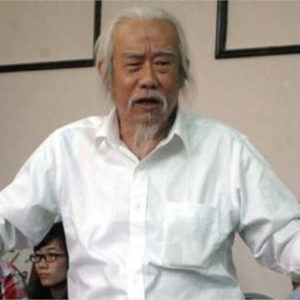 Prof. Nguyen Dinh Cong: If I get elected parliamentarian, I would not remain silent