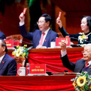 Việt Nam tiết lộ danh tính 'tam trụ' như dự báo