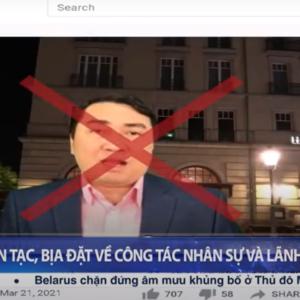 VTV hãy tôn trọng sự thật và thôi chụp mũ Thoibao.de!