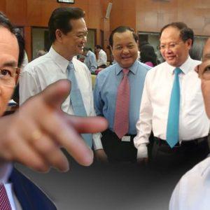 """Dẹp chuyện bầu cử Quốc hội, Nguyễn Văn Nên chuẩn bị """"sống mái"""" với Lê Thanh Hải?"""