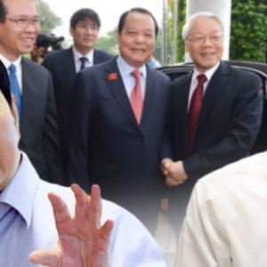 Lê Thanh Hải lập liên minh chống đỡ nhóm Nguyễn Phú Trọng – Nguyễn Văn Nên?