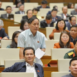 Lack of integrity in law-making in Vietnam for a long time
