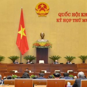 Judicial reform and land policy: two basic proposals for Vietnam's National Assembly