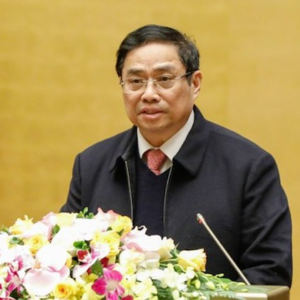 High ambitions of Vietnam's New Prime Minister Pham Minh Chinh