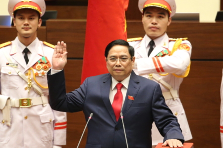 Mr. Pham Minh Chinh: Former police general and party's senior official become Vietnam's prime minister