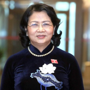 """""""Đày"""" bà Võ Thị Ánh Xuân vào ghế phó chủ tịch nước có liên quan gì Phạm Minh Chính?"""