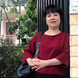 HRD Nguyen Thuy Hanh arrested when Vietnam had a new government