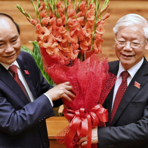 "Institutional ""instability,"" spreading fear, and social beliefs in Vietnam's communist regime"