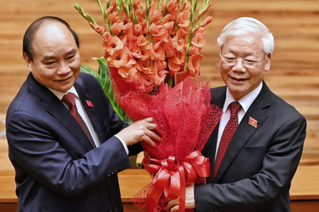 "Institutional ""instability,"" spreading fear, and social beliefs in Vietnam's communist regime"