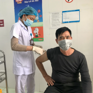 "It is difficult for Vietnam to resist China's ""vaccine diplomacy"""