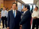 Mới lên thủ tướng, Phạm Minh Chính liền về Miền Tây hợp sức cùng Ba Dũng