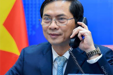 China-Vietnam: What can see from talks between Foreign Minister Wang Yi and Bui Thanh Son?