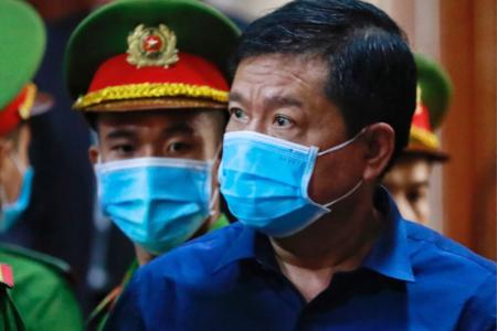 Thuộc hạ Nguyễn Tấn Dũng trong tù sức khỏe đáng lo, liệu có phải một Trần Bắc Hà thứ hai?